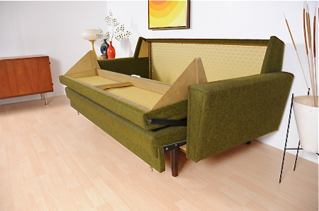 mid century modern sleeper sofa 650sqft