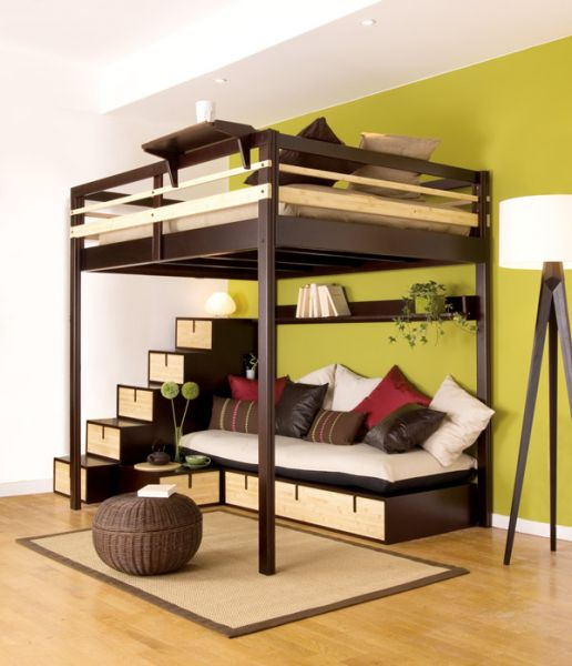 king size loft beds