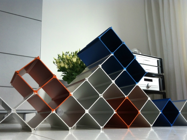 wine rack plans modular